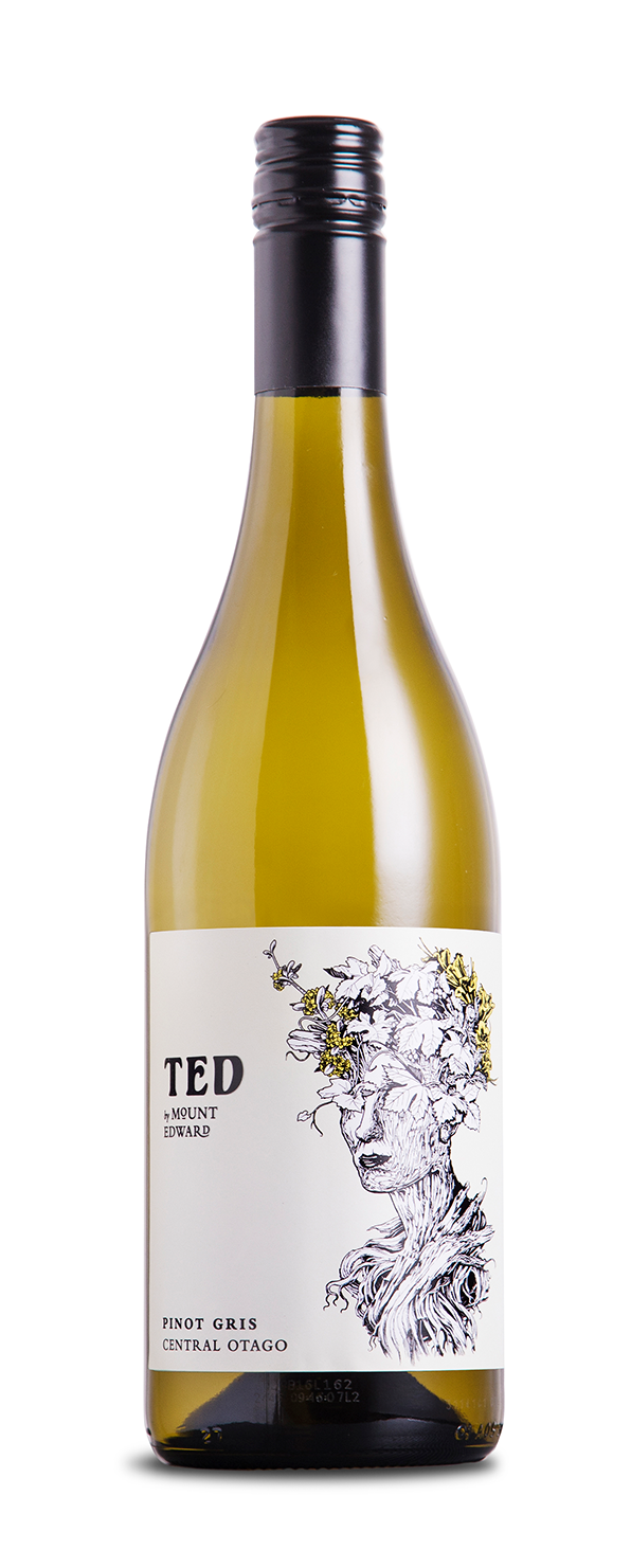 TED Mt Edward Wine Pinot Gris