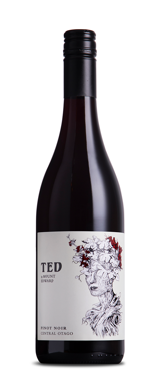 TED Mt Edward Wine Pinot Noir