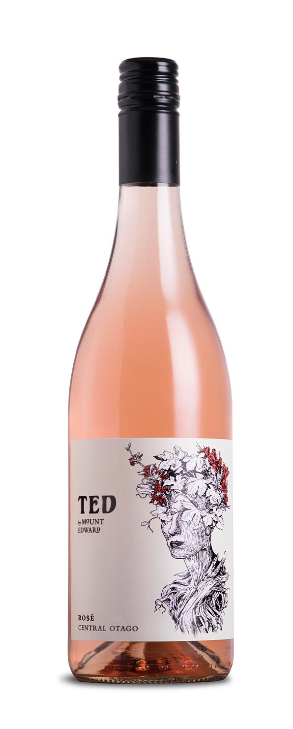 TED Mt Edward Wine Rose